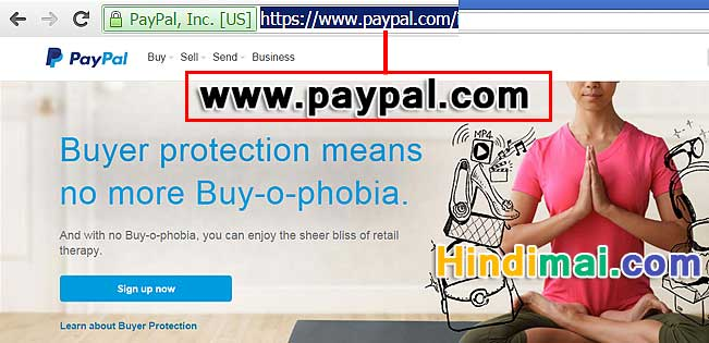 how to create an html paypal link